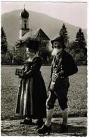 Alt Oberammergauer Tracht (pk44139) - Costumes