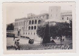 26504 Quatre 4 Photo France Cote D'Azur -Monaco- Vers 1950 - - Lieux