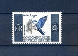 Nouvelles Hebrides - N°255 - Neuf** - Cote 30€ - (C138) - Leyenda Francesa
