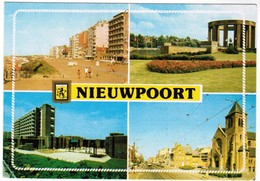Nieuwpoort, 4 Zichten (pk44142) - Nieuwpoort