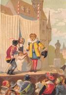Chromo - Calendrier 1882 (juillet, Août, Septembre) - AU MUSEE DE CLUNY - - Calendriers