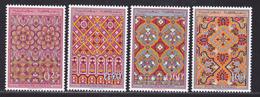 MAROC N°  561 à 564 ** MNH Neufs Sans Charnière, TB (D6269) Artisanat, Ceintures De Fès - Morocco (1956-...)