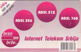 TARJETA TELEFONICA DE SERBIA, (280) - Yugoslavia