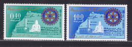 MAROC N°  559 & 560 ** MNH Neufs Sans Charnière, TB (D6270) Conférence Du Rotary International - Morocco (1956-...)