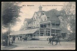 SCHOTEN SCHOOTEN  GRAND HOTEL DE SCHOOTENHOF - Schoten