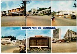 Republique Fédérale Du Cameroun, Souvenir De Yaoundé (pk44145) - Cameroun