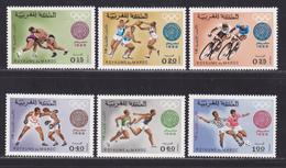 MAROC N°  572 à 577 ** MNH Neufs Sans Charnière, TB (D6271) Sports, Jeux Olympiques De Mexico - 1968 - Morocco (1956-...)