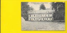FOURMETOT Château D'Auzoux Façade Extérieure (Vallée L'Hoste) Eure (27) - Sonstige Gemeinden