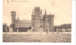 Torhout-Thourout-(West-Vlaanderen)-Slot Van Wynendaele-Timbre Albert 1er Type Londres-1915-1919-COB 135 (voir Scan) - Torhout