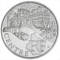 10 Euros 2011 Région CENTRE - France