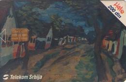 TARJETA TELEFONICA DE SERBIA, (264) - Yugoslavia