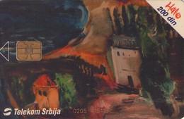 TARJETA TELEFONICA DE SERBIA, (265) - Yugoslavia
