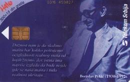 TARJETA TELEFONICA DE SERBIA, (270) - Yugoslavia