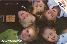 TARJETA TELEFONICA DE SERBIA, (274) - Yugoslavia