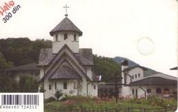 TARJETA TELEFONICA DE SERBIA, (278) - Yugoslavia