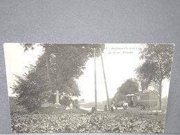 FRANCE - Carte Postale - Beynes , La Croix Blanche , Roulotte ( Romanichelles ? ) - L 15867 - Beynes