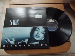 Sade - Diamond Life - 1984 - Soul - R&B