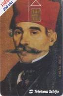 TARJETA TELEFONICA DE SERBIA, (282) - Yugoslavia