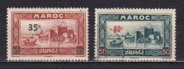 Maroc N° 1161*,162 - Maroc (1891-1956)