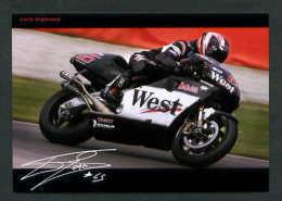 *West Honda Pons* Piloto: Loris Capirossi. Nueva. - Motociclismo