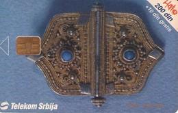 TARJETA TELEFONICA DE SERBIA, (286) - Yugoslavia