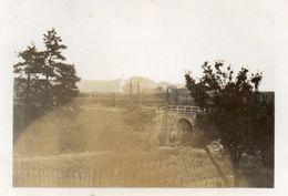 PHOTO  ANCIENNE -  En Gare D' HARFLEUR,  Retour D' EPOUVILLE -  11 Septembre 1932 - Places