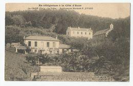 Var 83 La Croix Le Vallon Etablissement Horticole Jovard - Other Municipalities