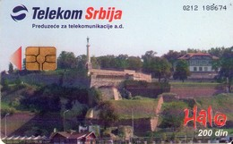 TARJETA TELEFONICA DE SERBIA, (291) - Yugoslavia