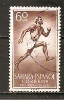 Sahara - Edifil 115 - Yvert 102 (usado) (o) - Sahara Espagnol