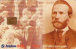 TARJETA TELEFONICA DE SERBIA, (295) - Yugoslavia