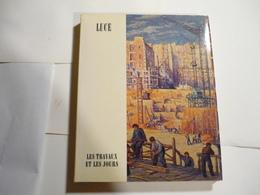 Maximilien Luce Les Travaux Et Les Jours  Rythmes Et Couleurs Bibliothèque Des Arts Paris 1971 - Arte