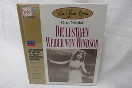 """CD """"Die Lustigen Weiber V.Windsor/Otto Nicolai"""" Mit Buch Aus Der CD Book Collection (ungeöffnet, Original Eingeschweißt) - Opera"""