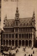 BRUXELLES  MAISON DU ROI - Marktpleinen, Pleinen