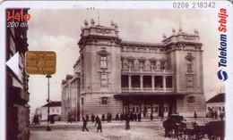 TARJETA TELEFONICA DE SERBIA, (298) - Yugoslavia