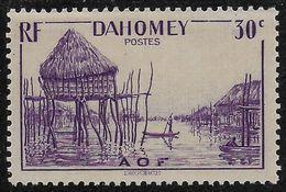 DAHOMEY 1941 - YT 126** - Nuevos