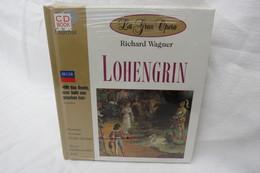 """CD """"Lohengrin / Richard Wagner"""" Mit Buch Aus Der CD Book Collection (ungeöffnet, Original Eingeschweißt) - Opera"""