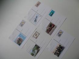 Europa  CEPT  -  Entier  Postal  Lot De  5 -  à Voir - Europa-CEPT