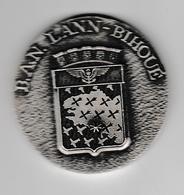 BAN Lann-Bihoué - Médaille Diamètre 35 Mm + écrin - Marine Aéronautique Navale Bretagne - Francia