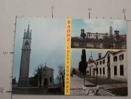 Baone - Colli Euganei - Valle S. Giorgio - Chiesa Parrocchiale - Viaggiata - (2875) - Italia