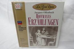 """CD """"Hoffmanns Erzählungen / Jacques Offenbach"""" Mit Buch Aus Der CD Book Collection (ungeöffnet, Original Eingeschweißt) - Opere"""