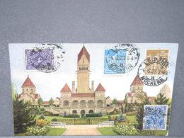 ALLEMAGNE - Carte Postale - Leipzig - Krematorium - L 15884 - Leipzig