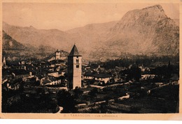 09 Tarascon Sur Ariege Vue Generale - Other Municipalities