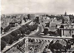 Roma - Via Dei Fori Imperiali - - Roma