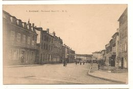 Ambert -  Boulevard Henri IV -   CPA ° - Ambert