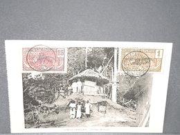 CONGO - Carte Postale - Pavillon Rustique - L 15890 - Congo Français - Autres