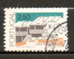 PORTUGAL  Architecture Populaire 1986 N°1659 - Oblitérés