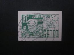 Litzmannstadt 10 Pf.  Ghetto Gestempelt - REPRODUKTION ! (2) - Occupation 1938-45