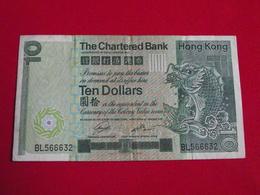 Hong-Kong / Hongkong 10 Dollars 1981 Pick 77 - Ttb ! (CLVG34) - Hong Kong