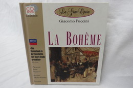 "CD ""La Bohème / Giacomo Puccini"" Mit Buch Aus Der CD Book Collection (gepflegter Zustand) - Opera"