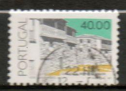 PORTUGAL  Architecture Populaire 1987 N°1691 - Oblitérés